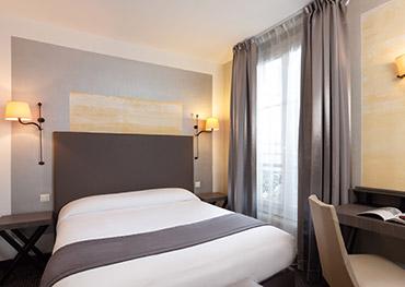 Hotel Edouard VI Chambre Quietude