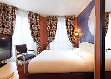 Hotel Edouard VI Chambre
