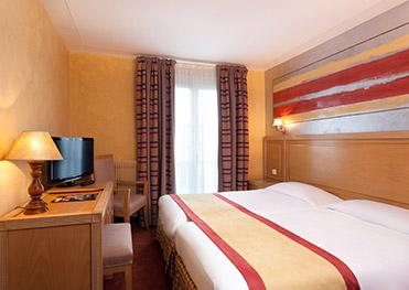 Hotel Edouard VI Chambre Twin