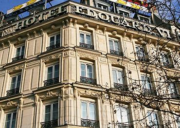 Hotel Edouard VI Facade