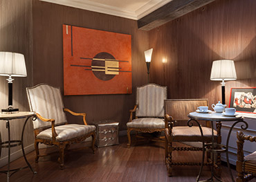 Hotel Edouard VI Reception