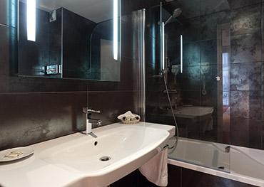 Hotel Edouard VI Salle de bain